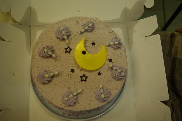 芋頭布丁蛋糕