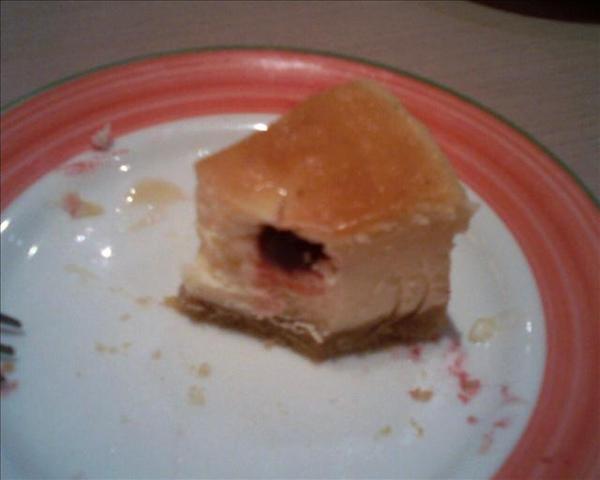 好吃的櫻桃起士蛋糕