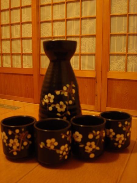 戰利品--日式清酒杯組