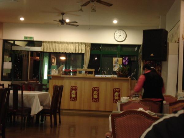 烏來名湯的餐廳