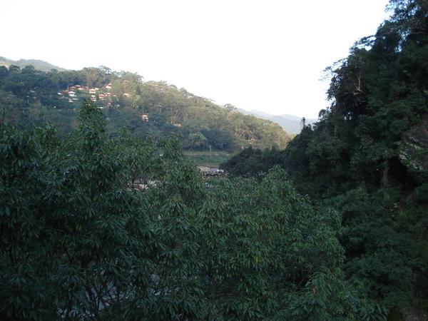 落地窗外的景觀2