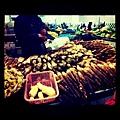 China traditional market