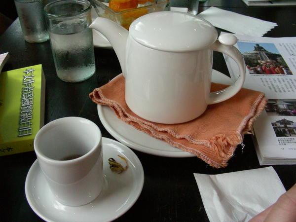 綜合花草茶 $140