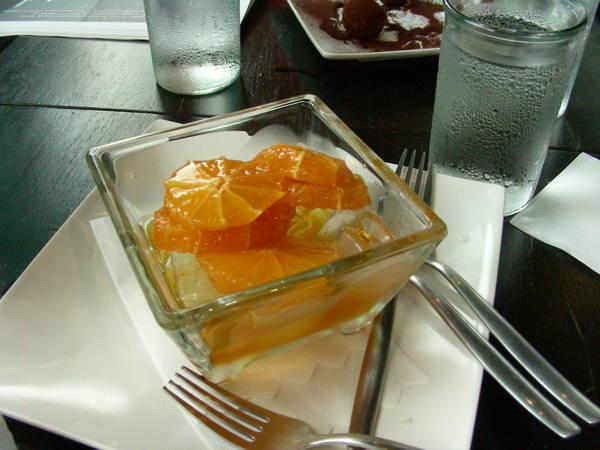 糖漬香橙片 $60/一盤