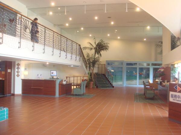 夏都普羅館的lobby