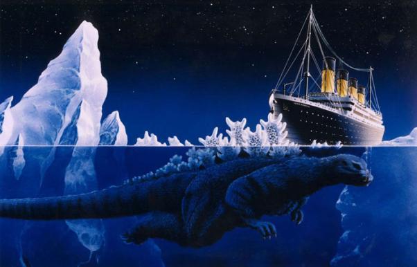 Titanic_gozilla