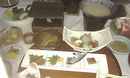 08-第二天晚餐-日式料理01