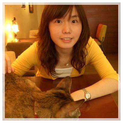 我愛虎斑貓咪貓咪
