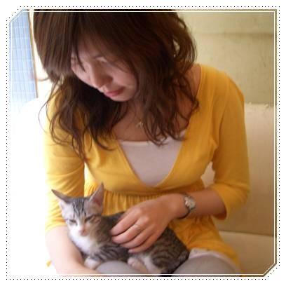 YA!..這隻小喵是我的~