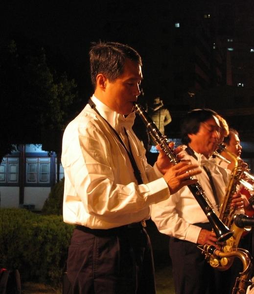 台南古蹟音樂沙龍