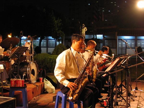 台南市古蹟音樂沙龍