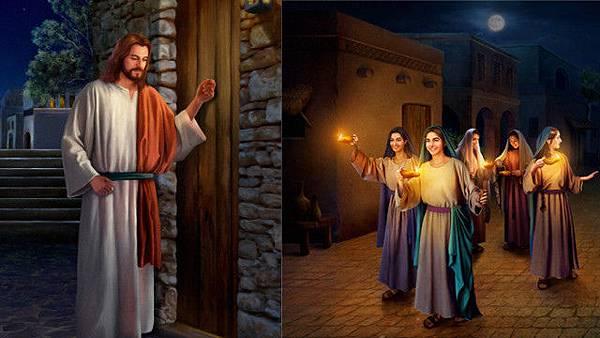 主耶穌、福音、聖經、教會、神、聖靈