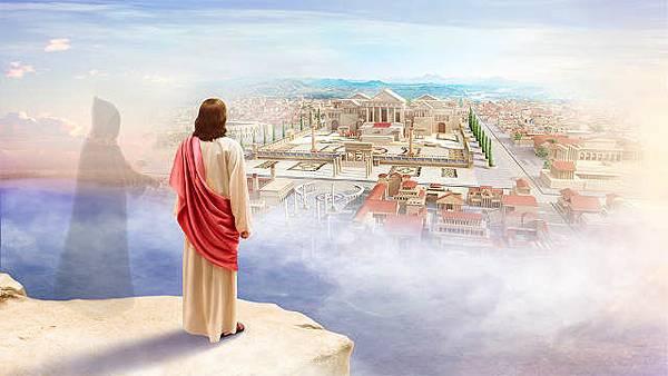 主耶穌#神#真理#試煉#拯救#信心