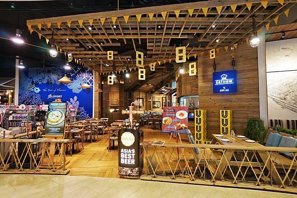 【華欣】不只是一間啤酒餐廳,精緻又創新的菜色也令人印象深刻 「EATVIEW by EST.33」