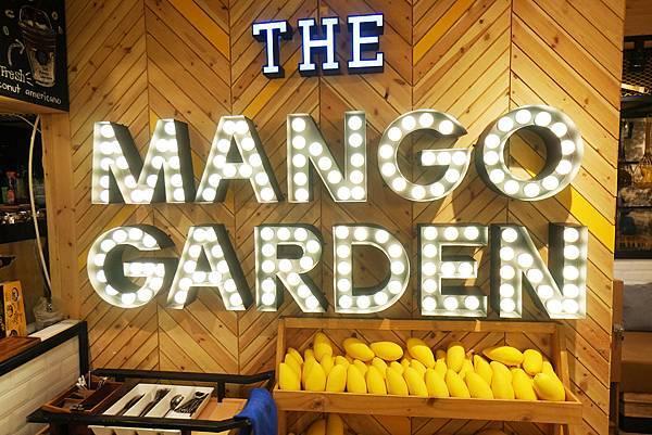 【曼谷】賣相一百分!想吃水晶晶的泰國芒果糯米飯就來這裡唄~ 「The Mango Garden」