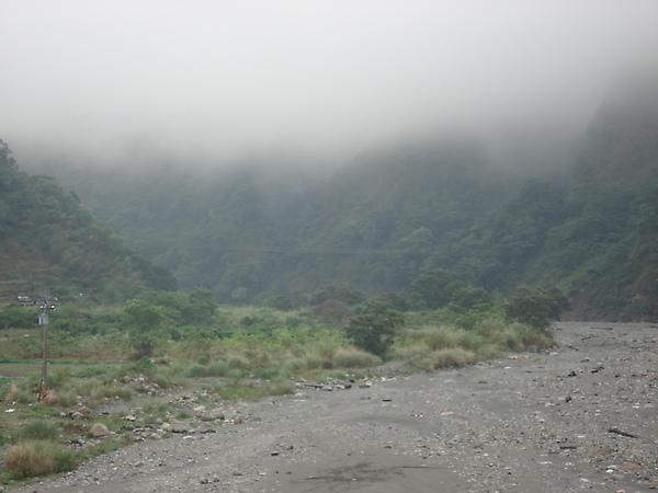 好多霧喔!!