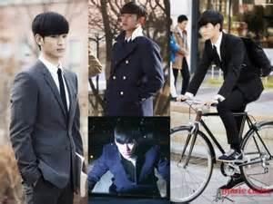 金秀賢和全智賢主演的韓劇《來自星星的你》