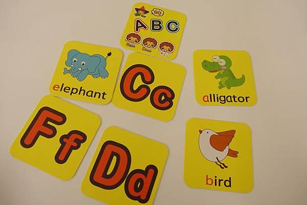 英文遊戲卡