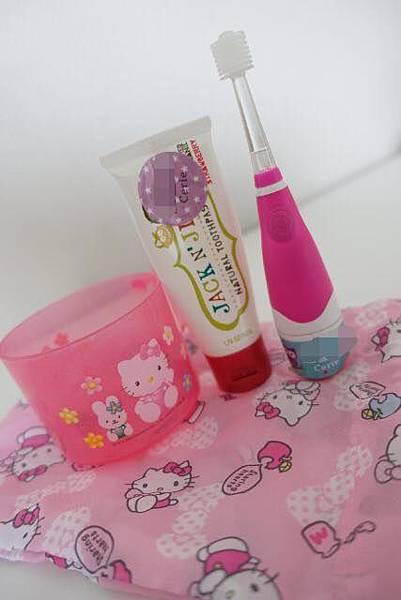 牙刷-上學