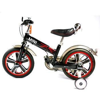 14兒童腳踏車-black