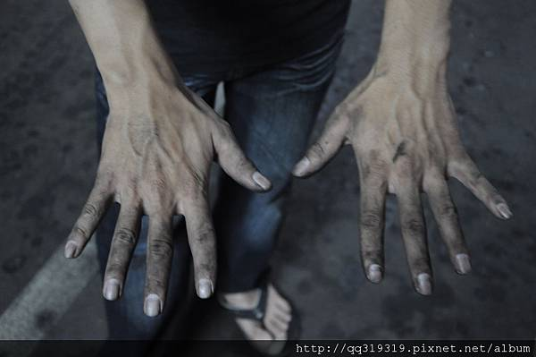 苦命的雙手