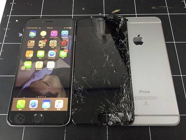 IPHONE6+ 完整修復
