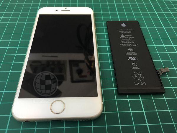 iphone6 常常自動關機