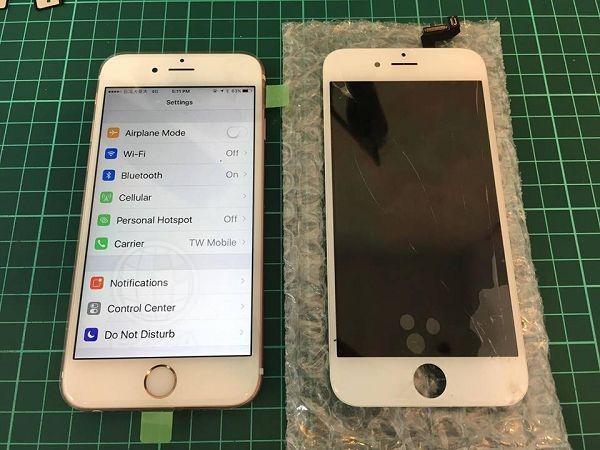 iphone6s換面板超殺價格