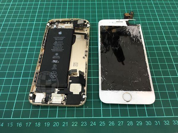 iphone6 外觀慘不忍睹