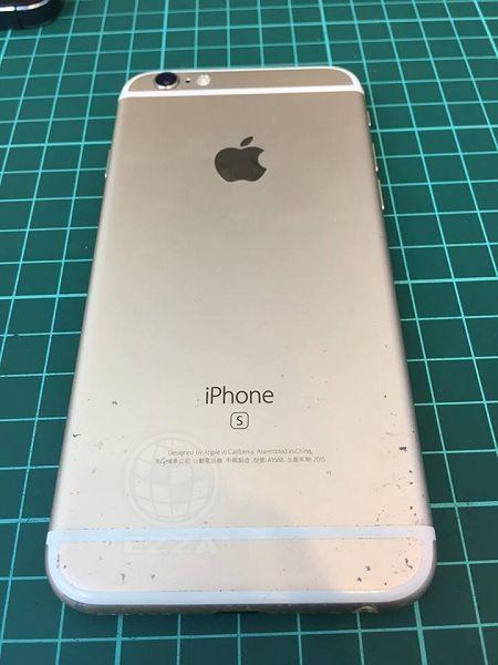 iphone6S背蓋磨損嚴重