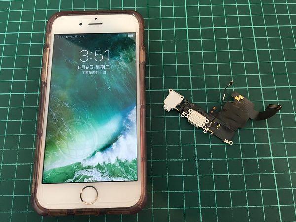 iphone6s麥克風雜音