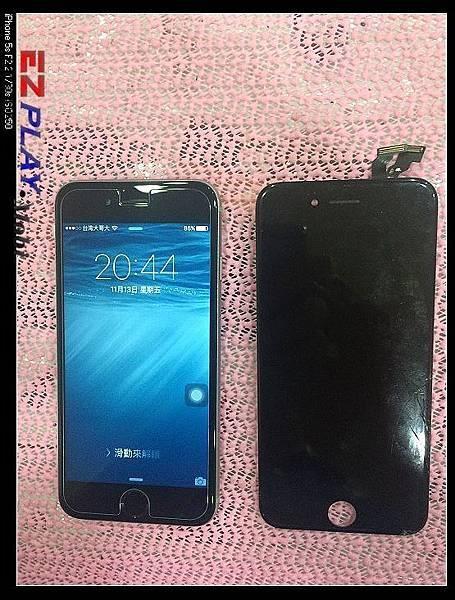 這支iPhone 6已經摔破了兩次螢幕