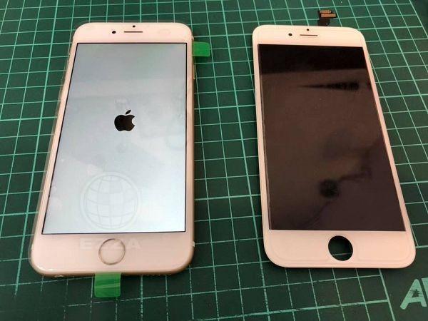 iphone6更換面板