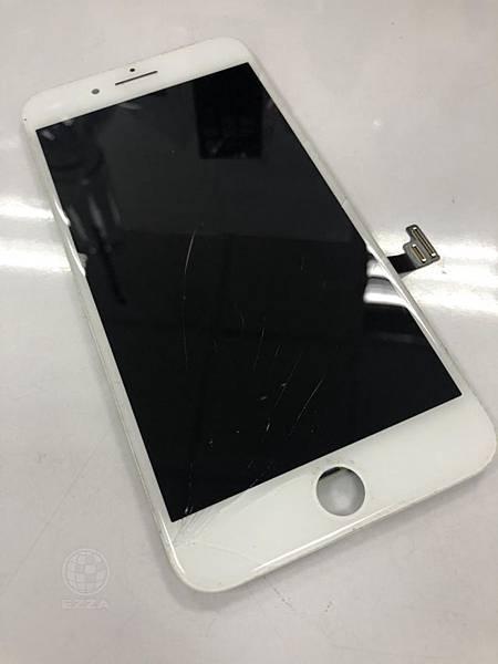 IPHONE8+面板破了