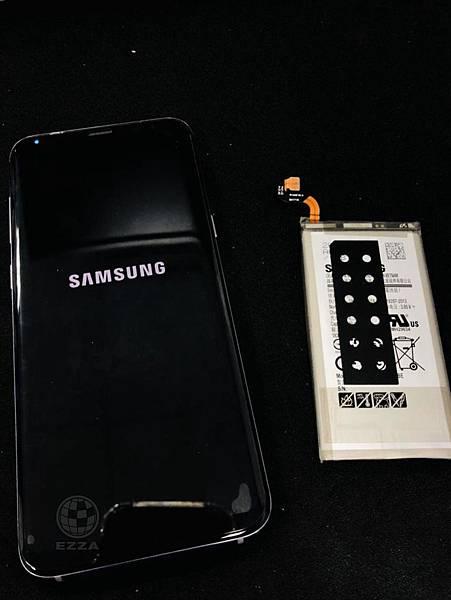 三星S8+電池更換