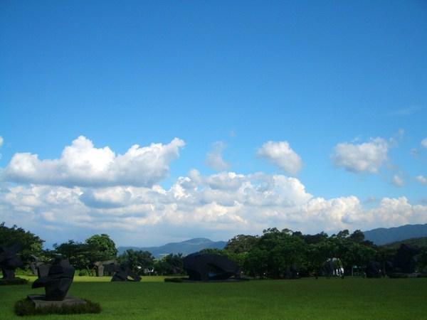 天氣真好   好風光