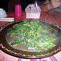 第一天晚餐~野刺杏(杏山菜)