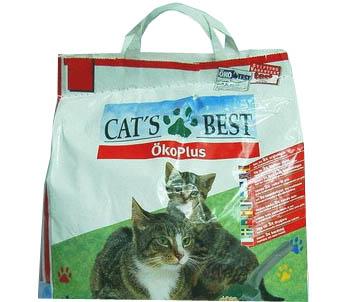 CAT'S BEST貓砂(紅標)