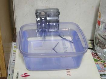 DIY飲水器