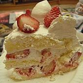真的超好吃的~草莓滿滿!
