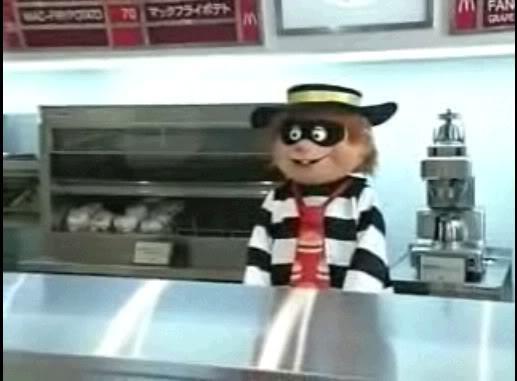 漢堡神偷示意圖