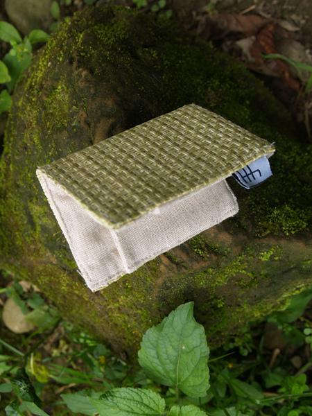 手工紙纖名片夾