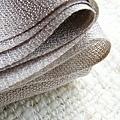純棉款圍巾。NTD980。顏色隨季節性調整