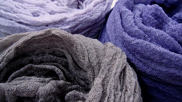 2011圍巾:綿羊毛圍巾