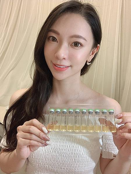 俄羅斯安瓶, 緹娜玻尿酸安瓶