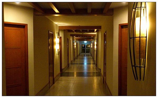 泰國華欣希爾頓客房走廊