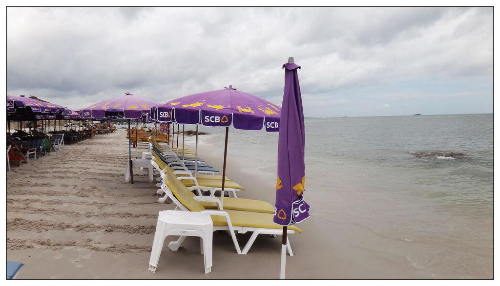 泰國華欣希爾頓沙灘