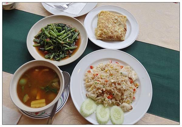 泰國華欣希爾頓飯店外餐廳