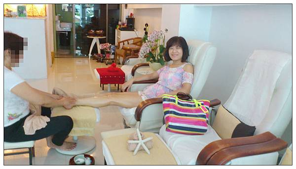 泰國華欣希爾頓飯店外