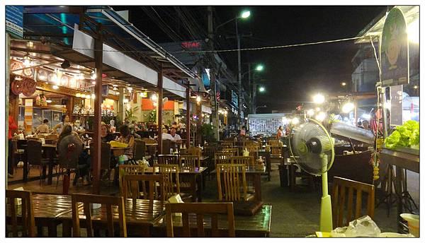 泰國華欣夜市